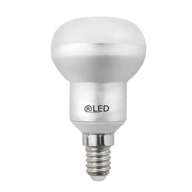 Bombilla LED reflectora R50 E27 (6W)