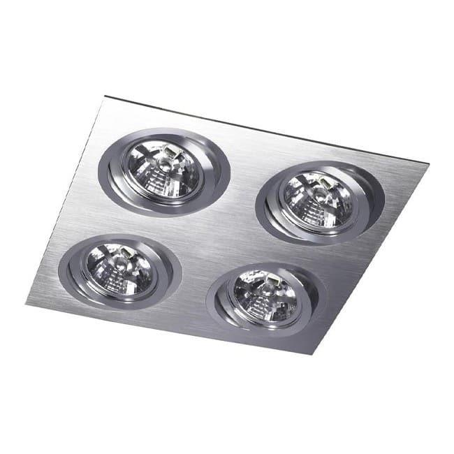 Kardan Helium aluminio (4 luces)
