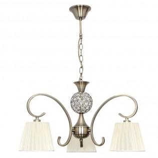 Lámpara de arana Panama (3 luces)