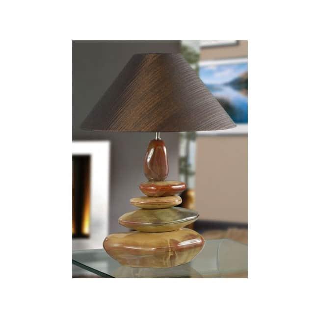 Lámpara sobremesa STONE