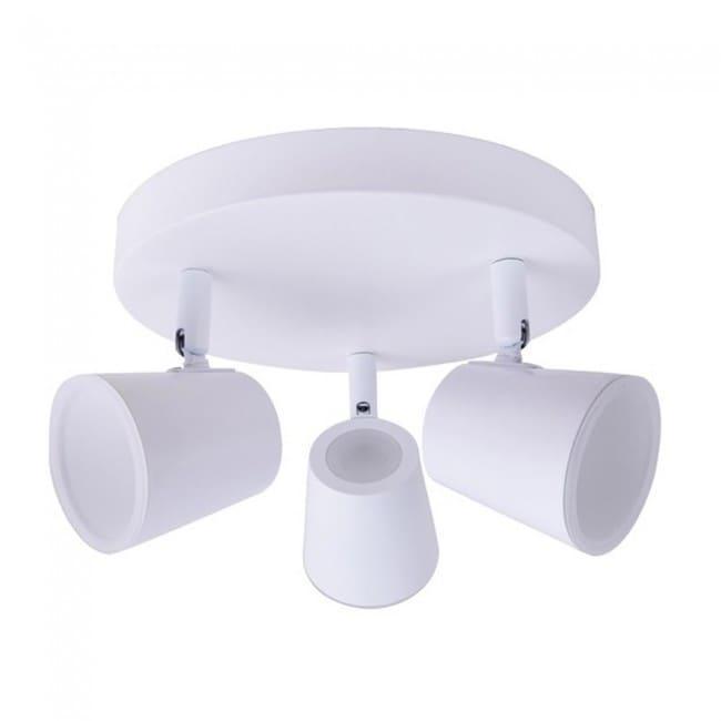 Plafón LED Ice (3 luces)