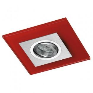 Kit empotrable CLASS (aluminio + rojo)