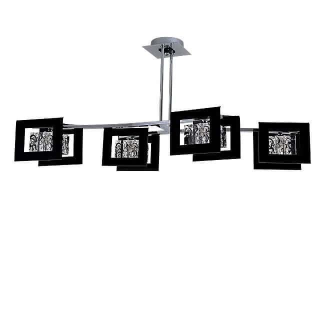 Lámpara de techo META (4 luces)