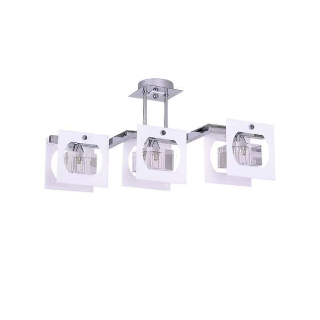 Lámpara de techo blanca META (3 luces)
