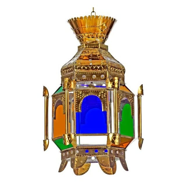 Farol granadino Alhamar Oro