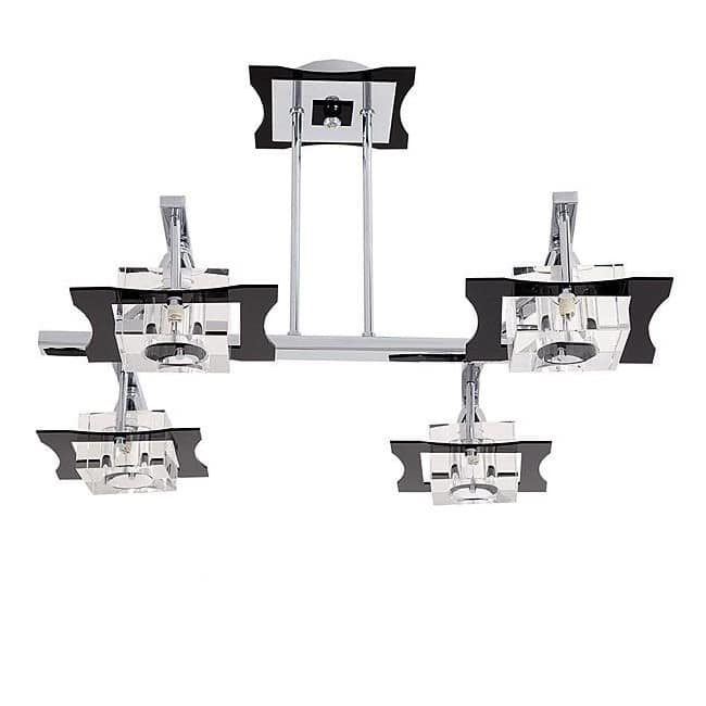 Lámpara de techo CUBO (4 luces)