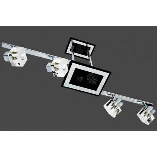 Lámpara de techo Elegance (4 luces)