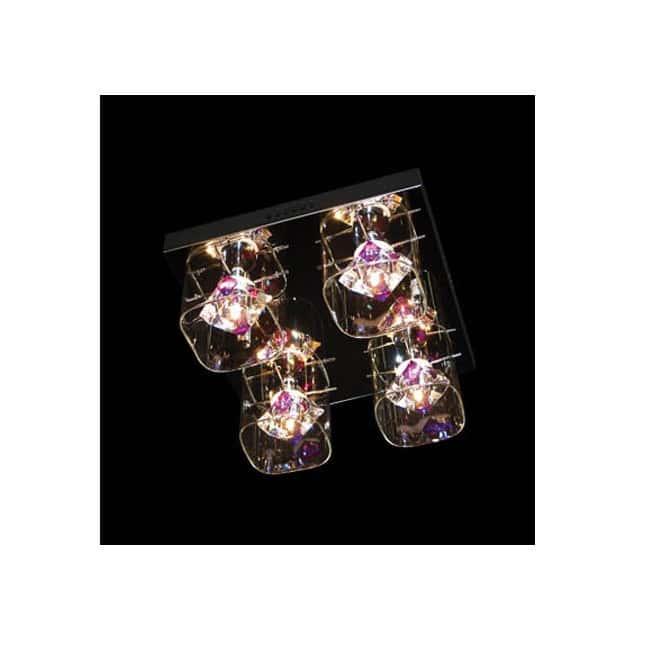 Plafón techo LED Pandora (4 luces)