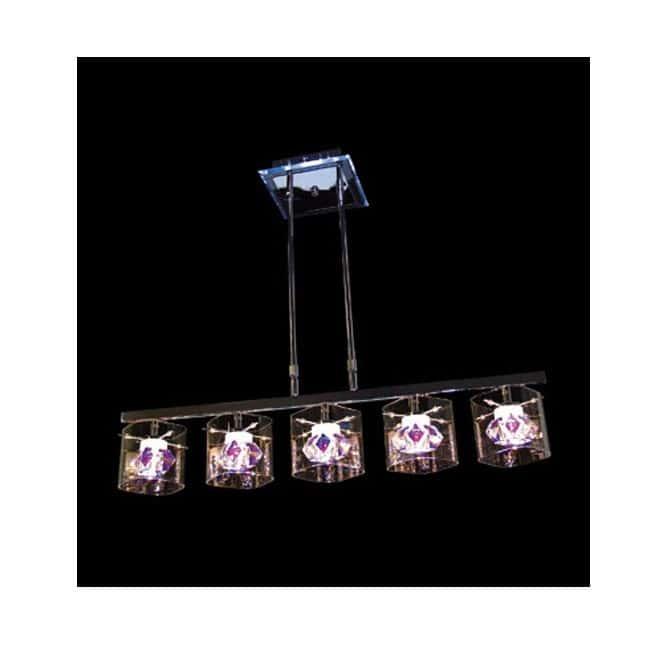 Lámpara techo LED Pandora (5 luces)