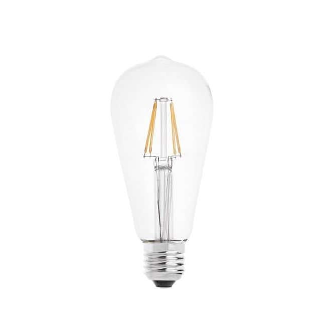 Bombilla filamento LED Edison (4W-cálida)