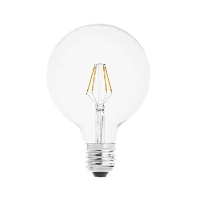 Bombilla LED globo (4W-cálida)