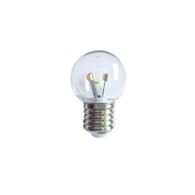 Bombilla led para guirnalda transparente (1.2W). Luz cálida. Compra ...