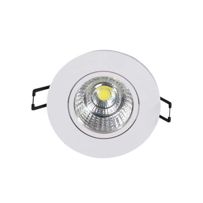 Empotrable LED integrado 8W