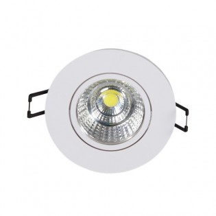 Empotrable LED integrado 6W