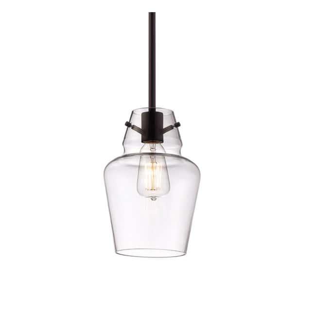 Lámpara techo Vintage Glass II