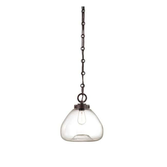 Lámpara techo Vintage Glass III