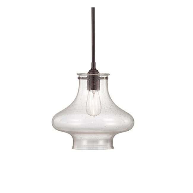 Lámpara techo Vintage Glass IV
