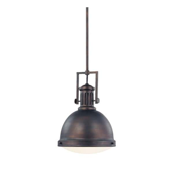 Lámpara Vintage bronce I