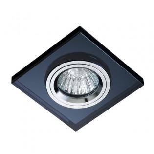 Kit empotrable LUXOR cristal negro