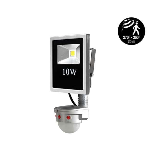 Proyector led exterior (10,20,50W) -sensor-