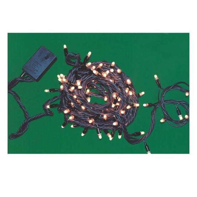 Guirnalda micro-LED blancos (exterior - 15metros)