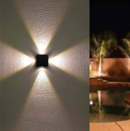 Wall light LED Fount