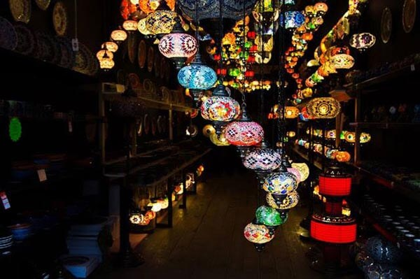 pendant turkish lamps in wonderlamp.shop