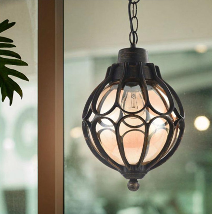 Elysees outdoor pendant light