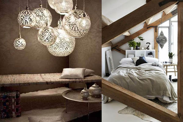 turkish and arabic lamps inspiration