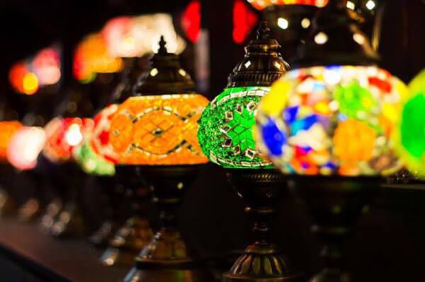 turkish lights characteristics