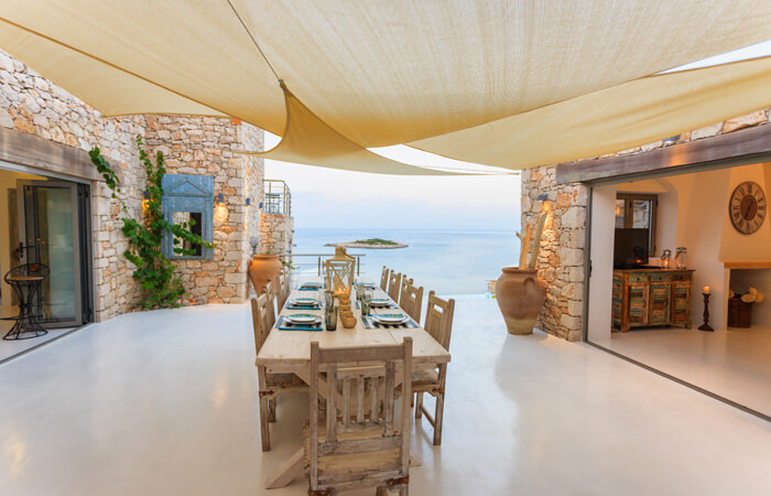 Mediterranean design and lighting style from Spain