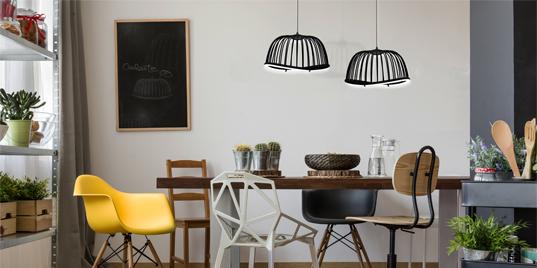Lámpara de techo LED Celeste