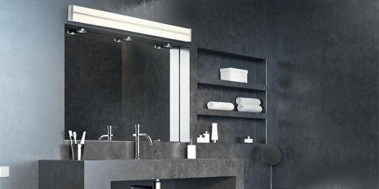 Apliques de pared para baño - Lamparas.es