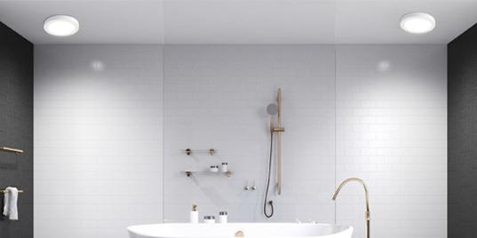 Plafones de techo para baño - Lamparas.es