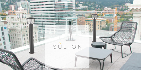 Lighting made in Spain by Sulion