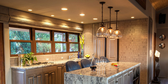 kitchen lamps & lighting