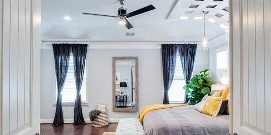Ventilateurs de plafond avec lumière wonderlamp