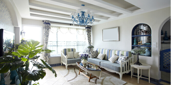 Spanish chandeliers Mediterranean design