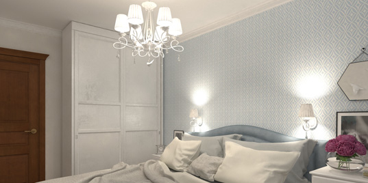 Lamps & lighting fixtures for your bedroom