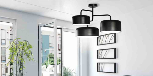 Modern style lamps for living rooms