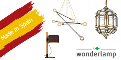 Wonderlamp made in Spain lighting