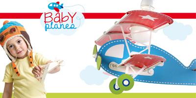 Colección Baby Planes de Dalber