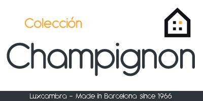Colección Champignon - Lamparas.es