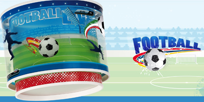 Lighting Collection Football by Dalber