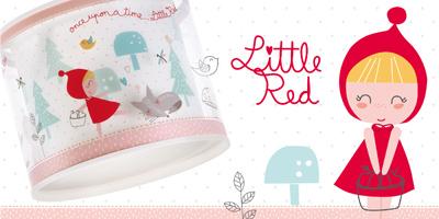 Colección Lámparas Little Red