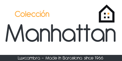 Colección Manhattan - Lamparas.es