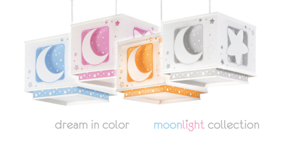 Collection lampes Moonlight de Dalber.