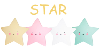 Colección Star - A Little Lovely Company