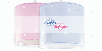 Collection lampes infantiles Sweet Dreams. Dalber