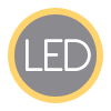 LED integrado